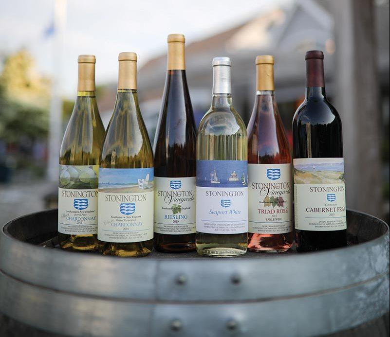 Sept. 18-19, 2021: Stonington Vineyards Harvest Festival