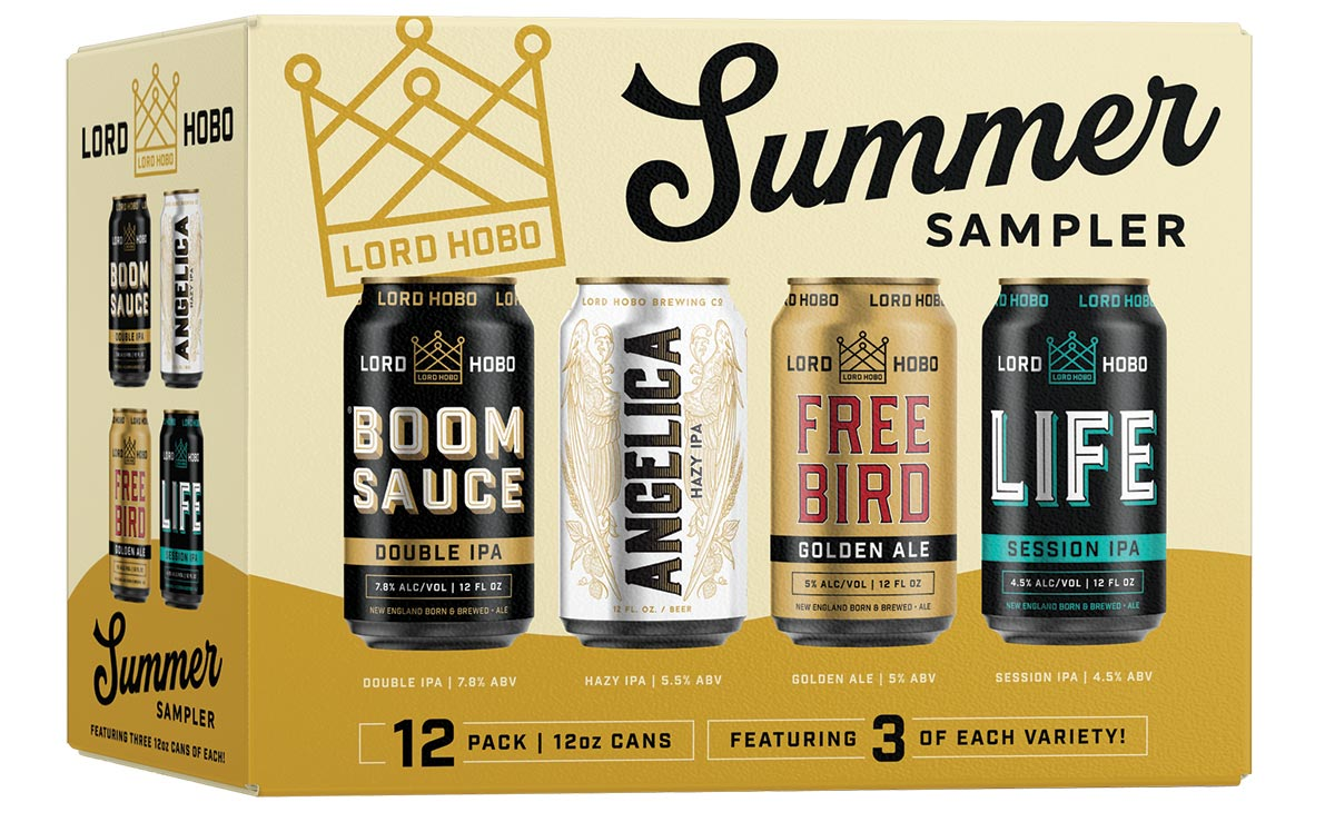 Atlantic Beverage Celebrates Lord Hobo Summer Pack