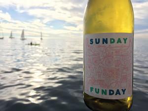 White Blend Sunday Funday