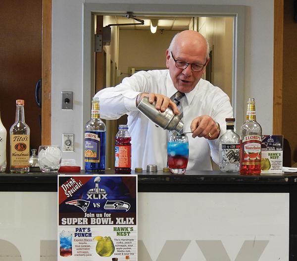 Hartley & Parker's Spirit Director Creates Super Bowl Cocktails
