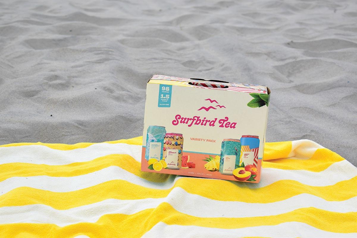 Massachusetts' Surfbird Tea Comes to Rhode Island