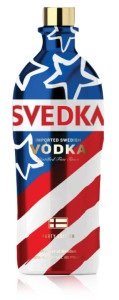 Svedka Limited Edition Bottle