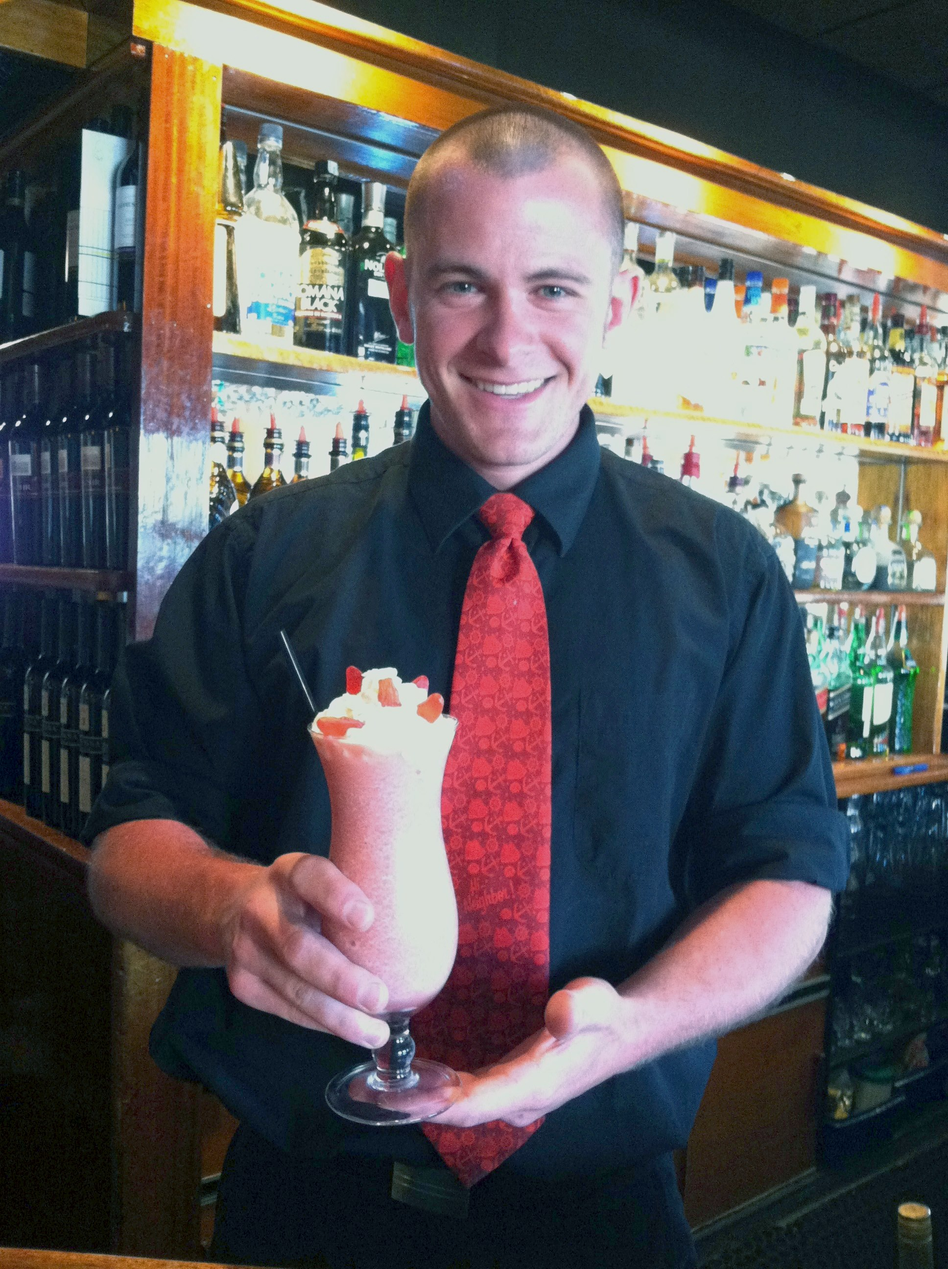 Serving Up: The Red Parrot's Swedish Fish