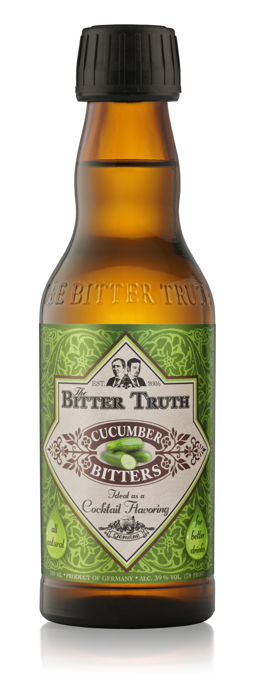 Bitter Truth Adds Cucumber to Flavor Lineup