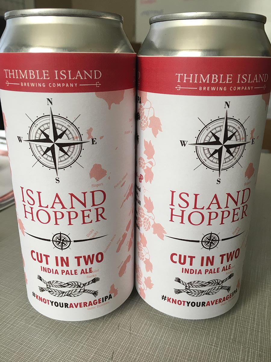 Thimble Island Brewery Releases Three New Brews