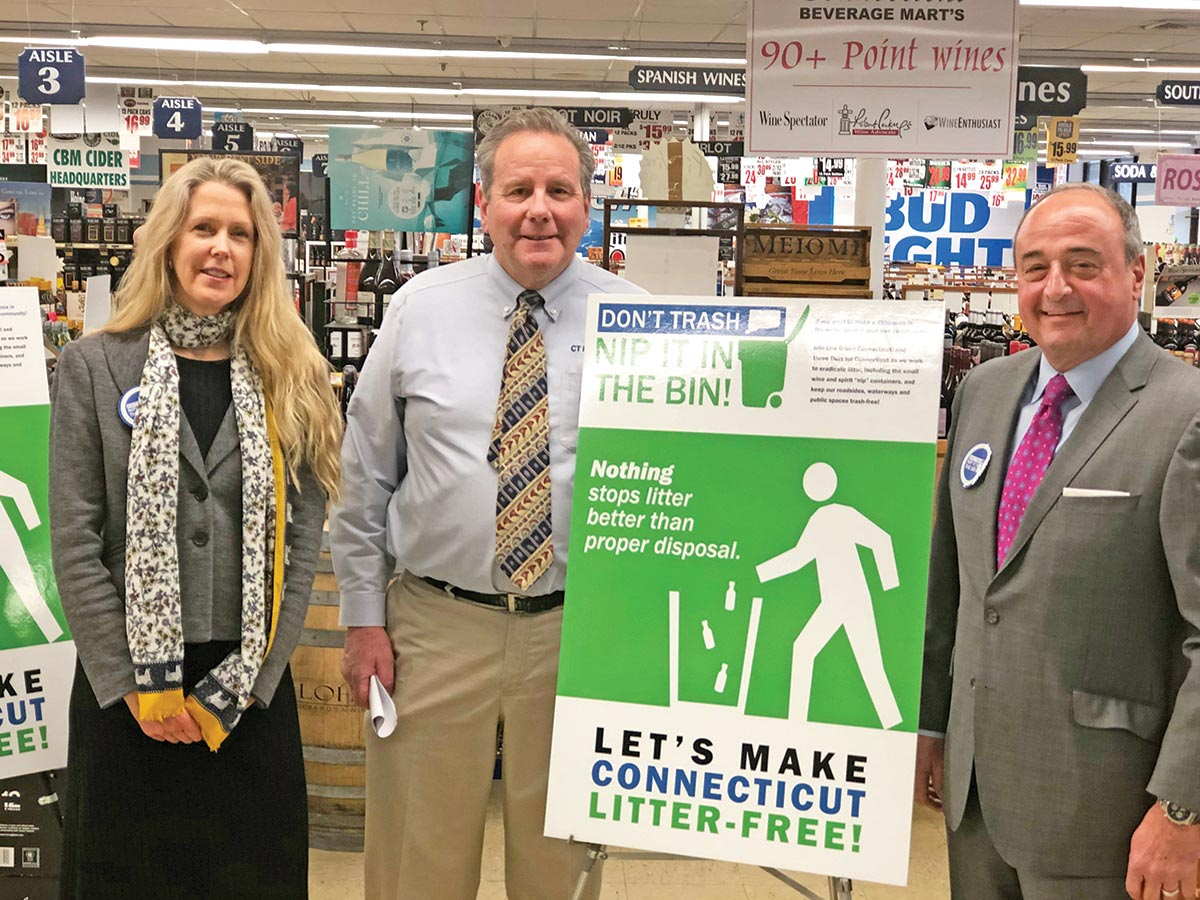 Collaborative Anti-Litter Initiative Gets Retail Kickoff