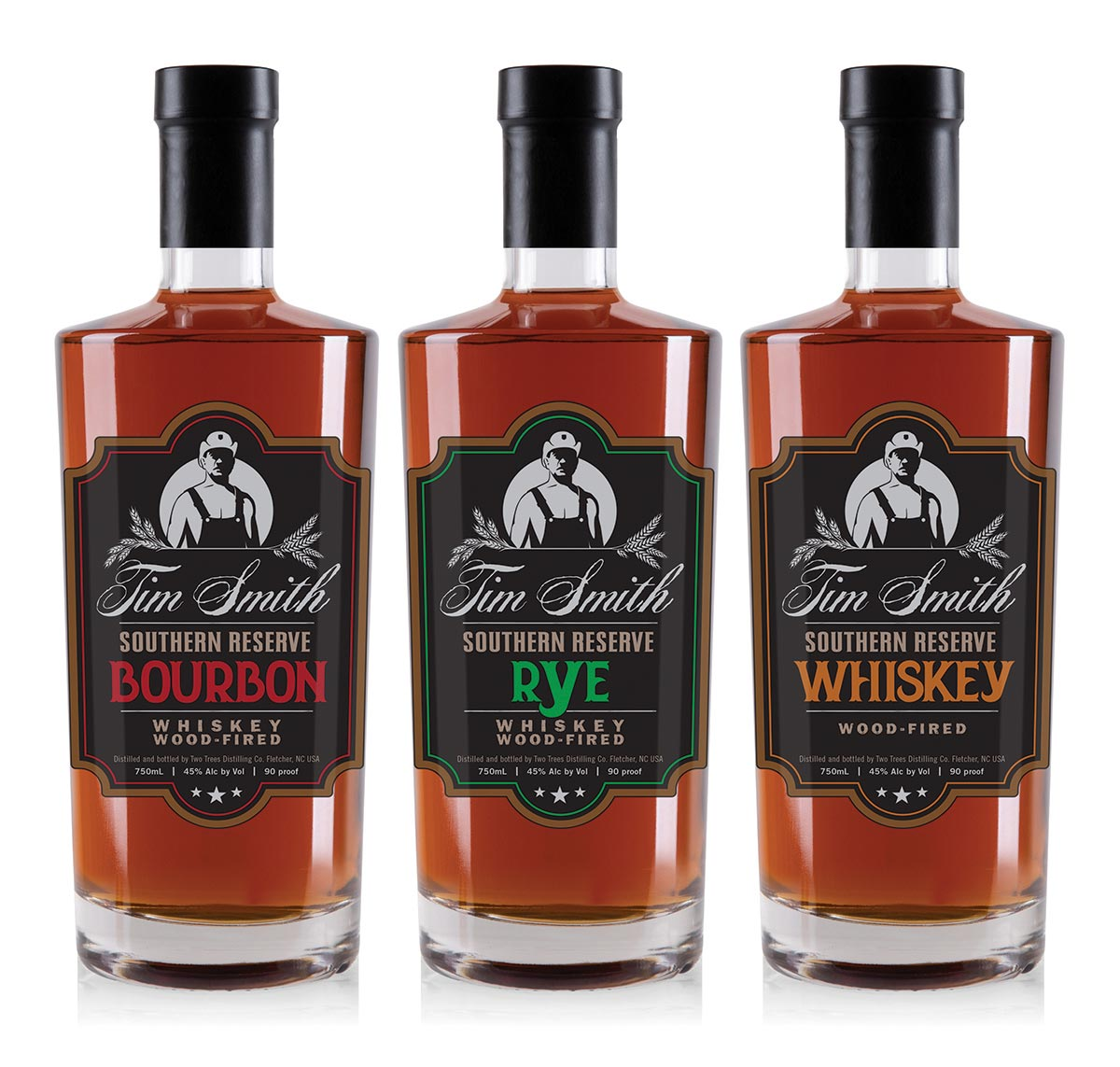 Brescome Barton Launches Southern Reserve Whiskey Line