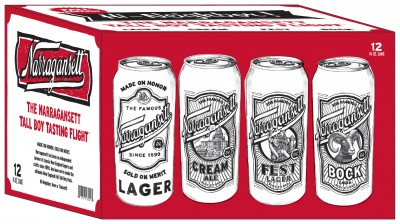 Narragansett Beer Offers Fall Flight Pack