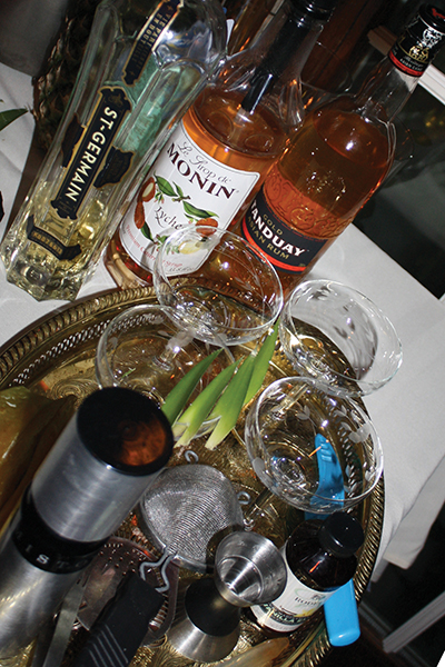 TANDUAY ASIAN RUM COCKTAIL COMPETITION HOSTED AT HOME