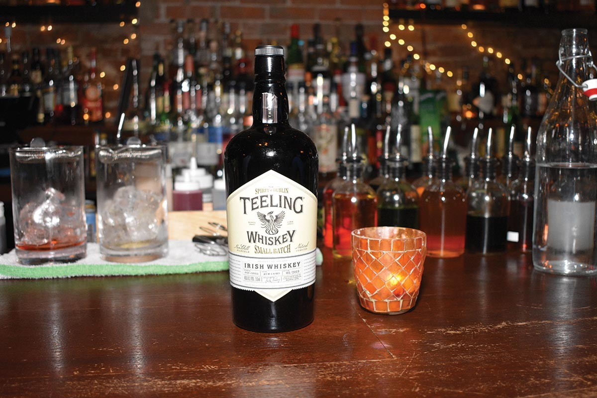 Teeling Irish Whiskey Highlighted at USBG Membership Meeting