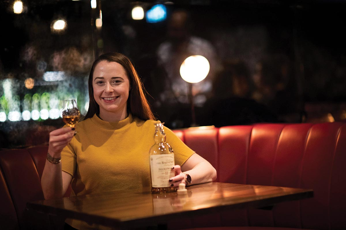 The Balvenie Appoints Paterson Global Brand Ambassador