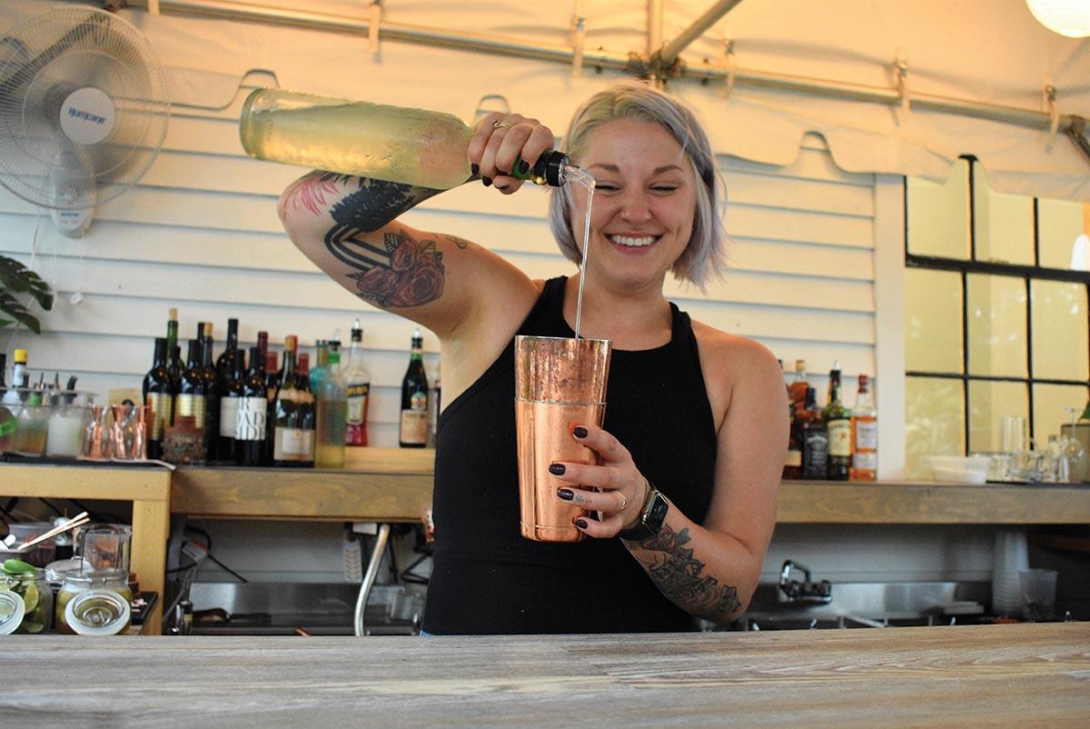 Serving Up: The Kawa(Sake) at The Charles