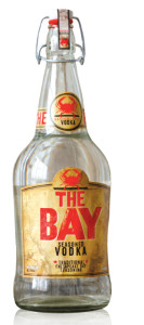 """The Bay"" Seasoned Vodka"