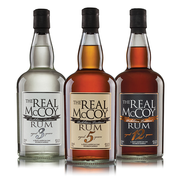 Real McCoy Rum Expands Management Team