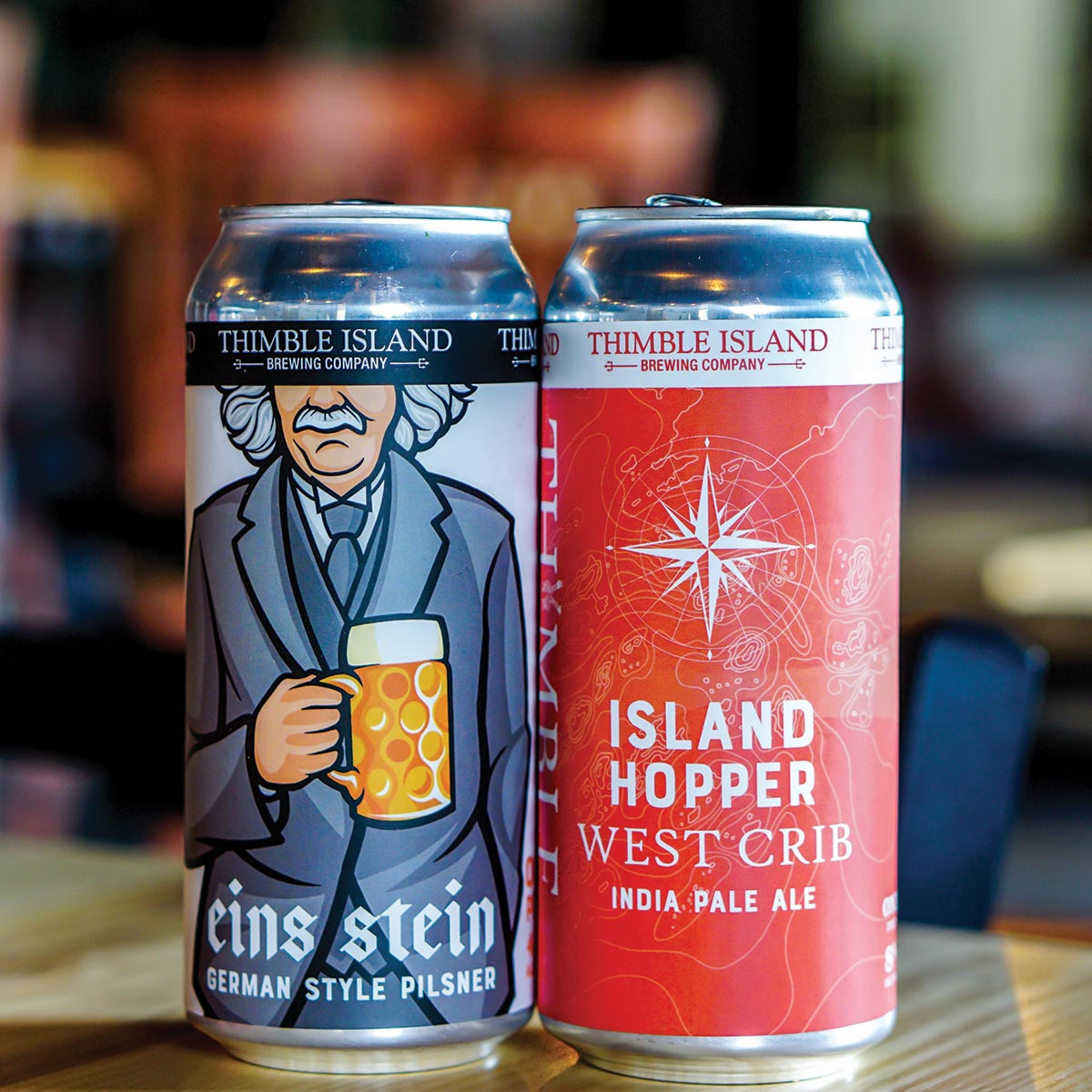 Thimble Island Brewery Enters Summer with New Releases