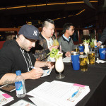 Serving as competition judges were Connecticut's Carl Summa; Boston's Ran Duan, Owner, The Baldwin Bar; and Boston's Jared Sadoian, Bar Manager, Hawthorne Bar. Michael Lester of M.S. Walker served as event emcee.