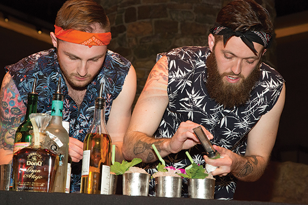Tiki Competition Kicks Off Tequila and Rum Festival