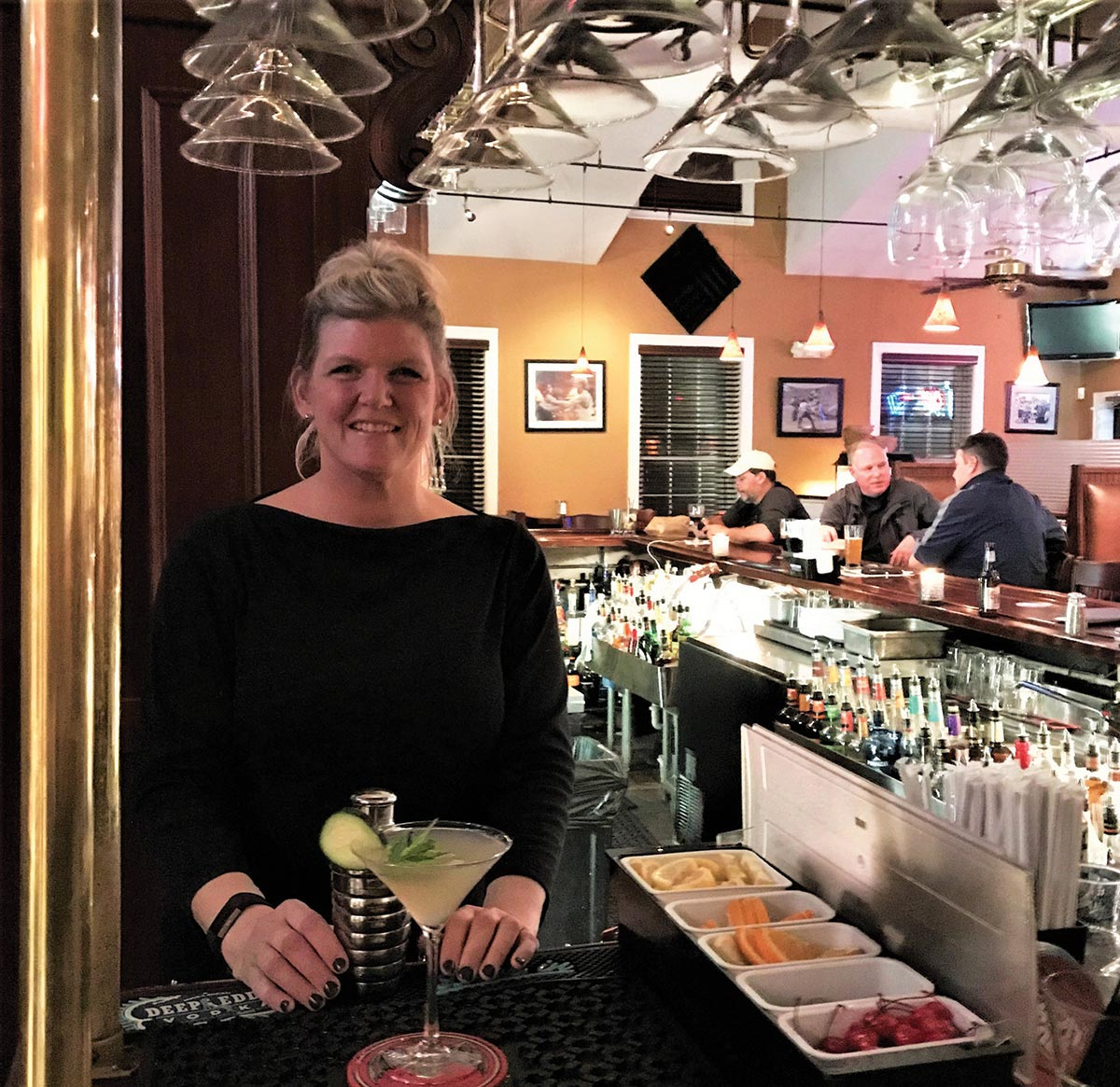 Serving Up: Time Out Taverne's Junipera Martini