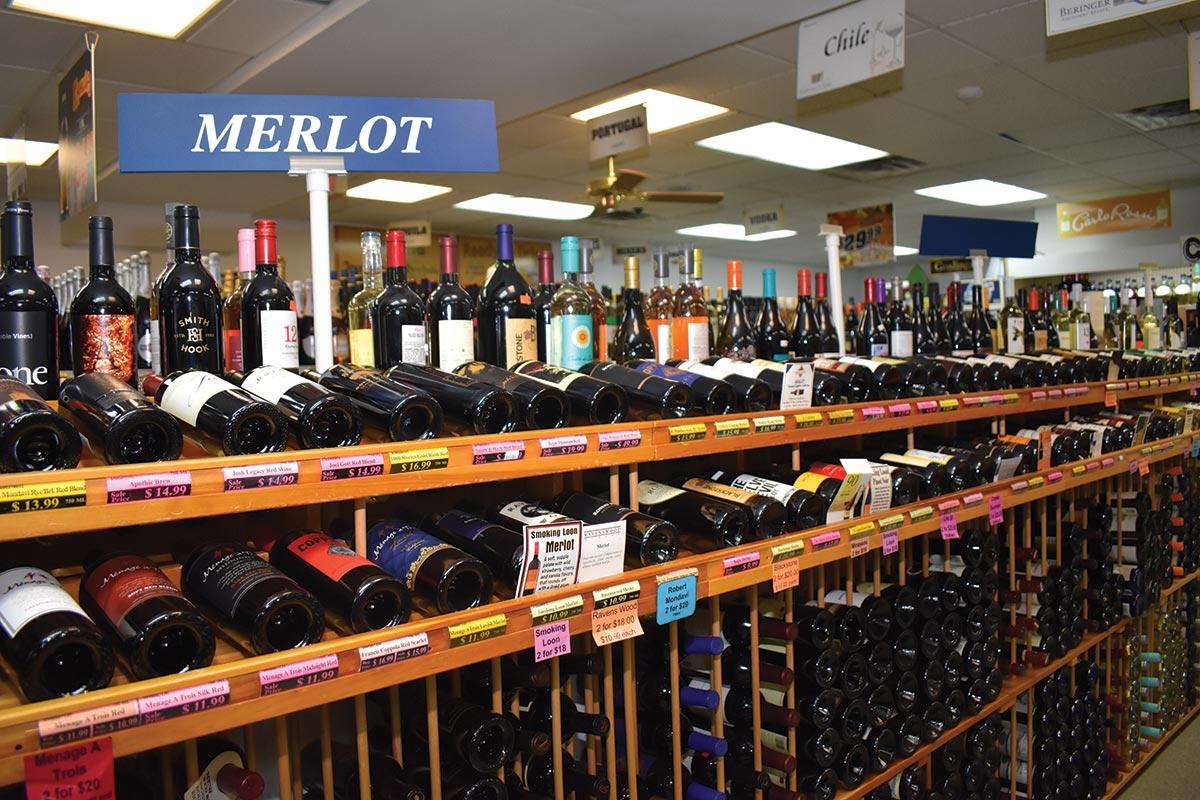 Retail Review: Tiverton Liquor Store