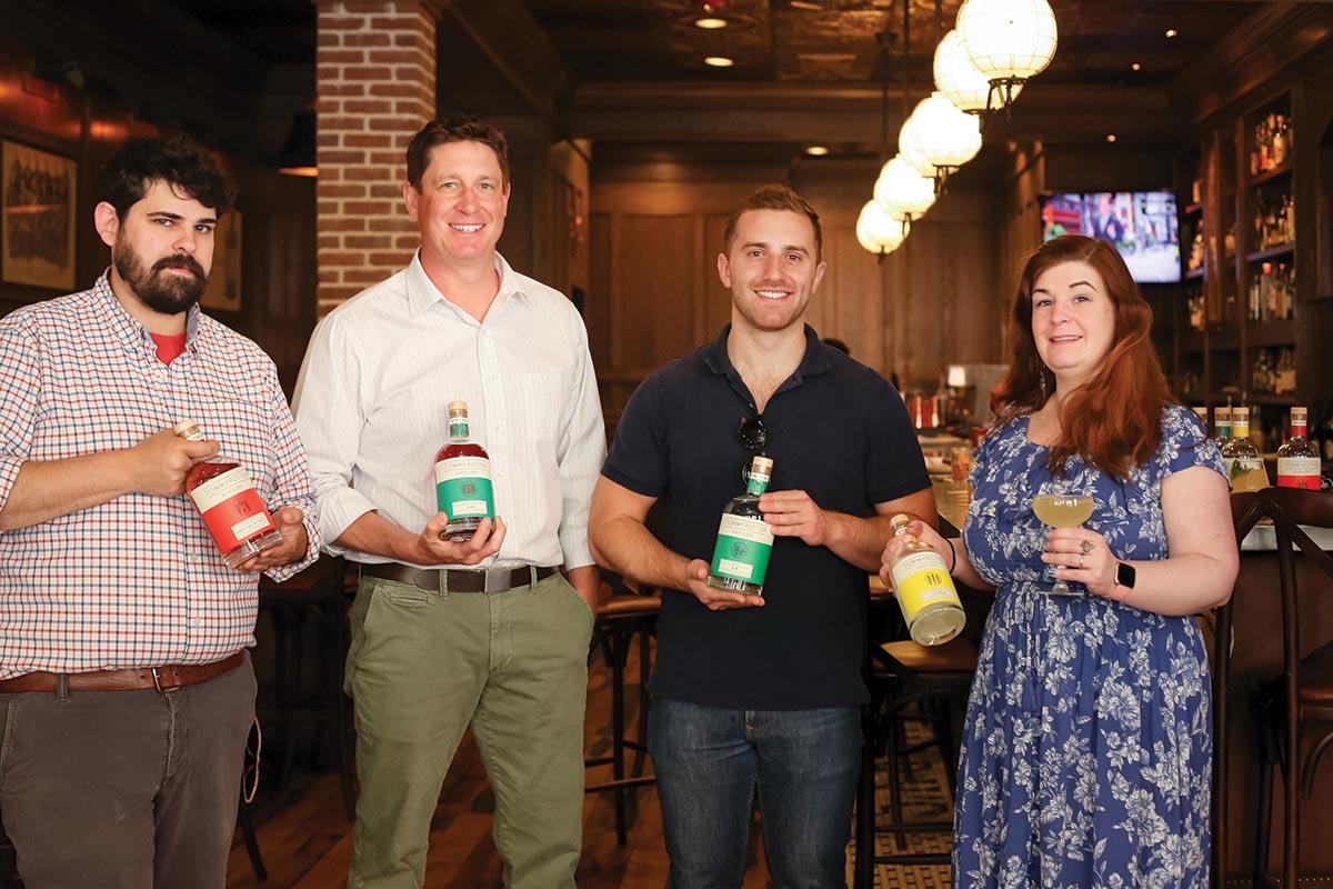 Tommyrotter Distillery Founder Visits Providence
