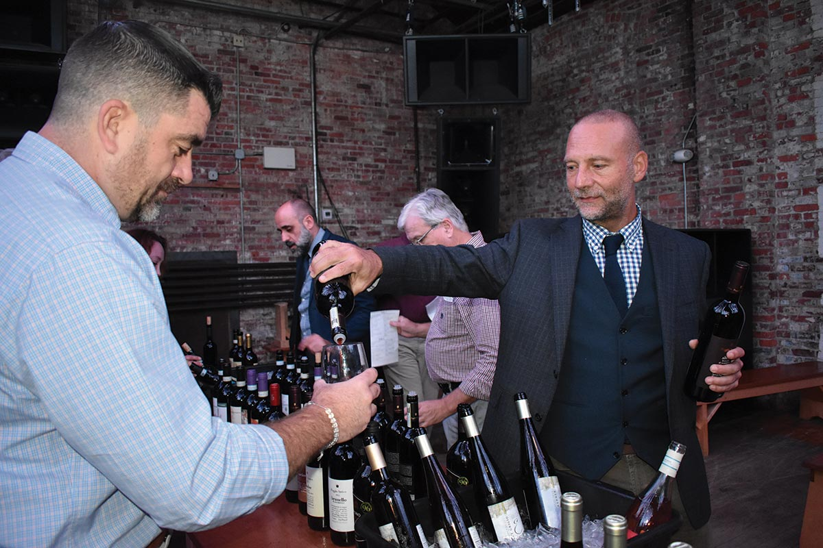 Monsieur Touton Selection Offers Fine Wines in New Haven