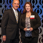 The RI Hospitality Association's 2015 Bartenders of the Year included: Tracey Allred of Hampton Inn & Suites Providence/Warwick.