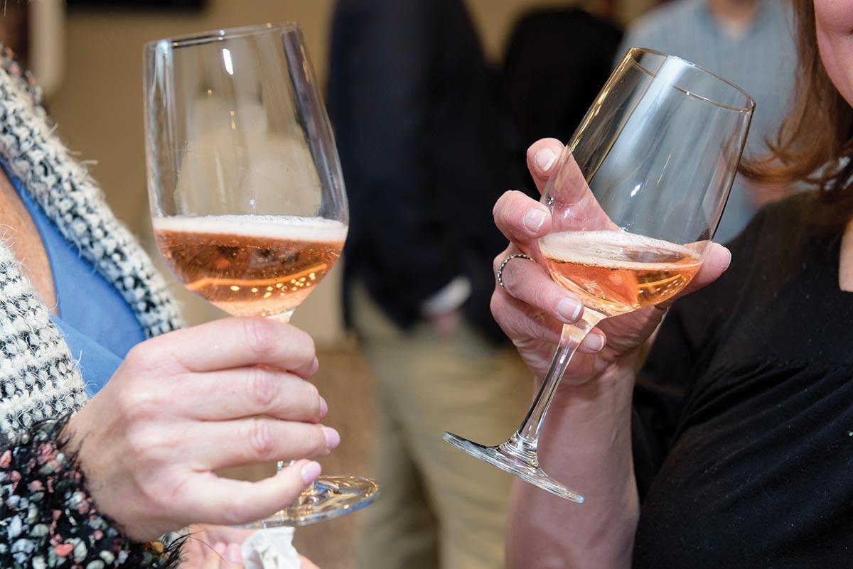 Treasury Wine Estates Featured at Luxury Wine Tasting