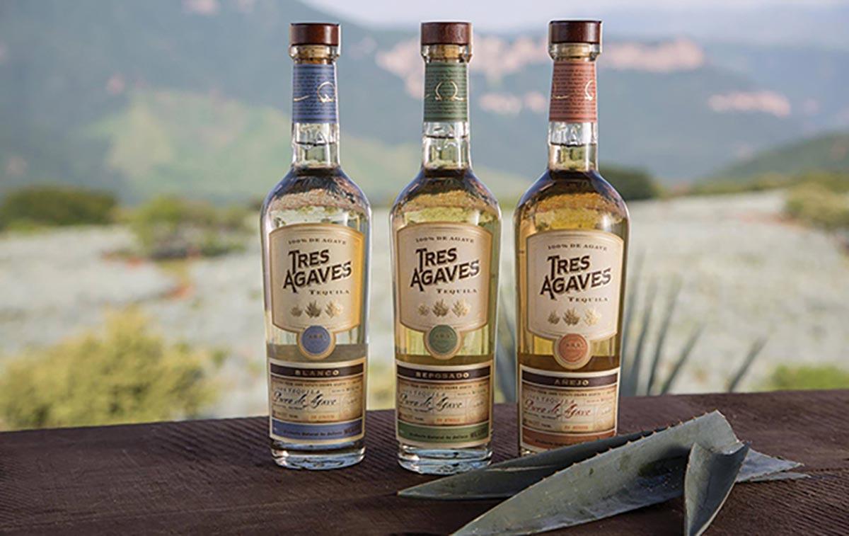 Trinchero Family Estates Acquires Tres Agaves Tequila