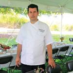 Chef Dorjan Puka of Treva in West Hartford.