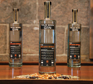 True Born Gin was released in summer of 2015, and was awarded a Double Gold honor at the 2016 San Francisco World Spirits Competition.