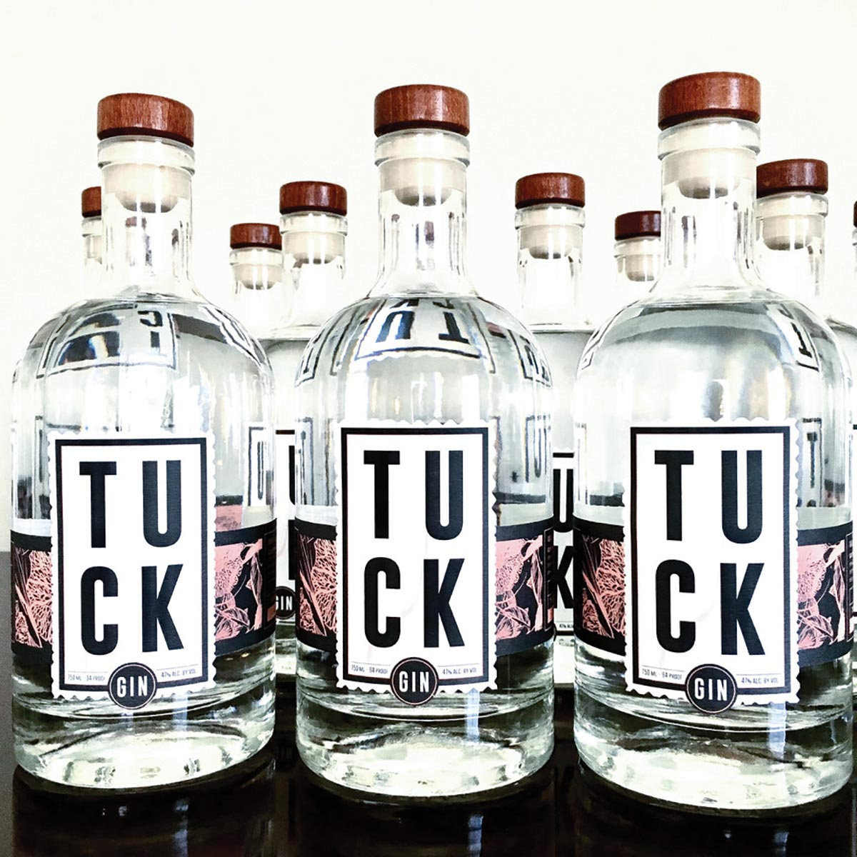 Hartley & Parker Adds Connecticut-Based TUCK Gin
