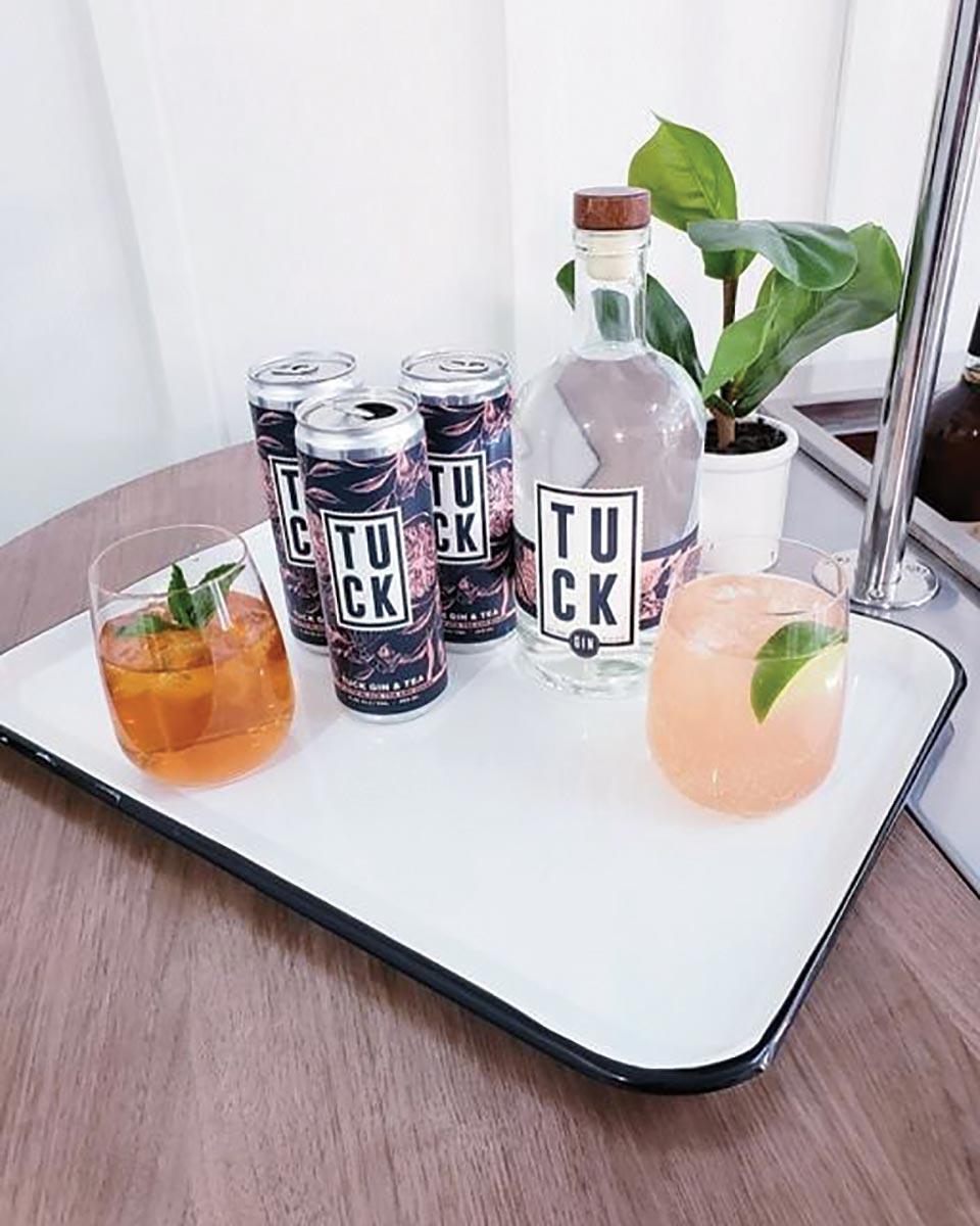 Mancini Beverage Adds Tuck Gin & Tea RTD