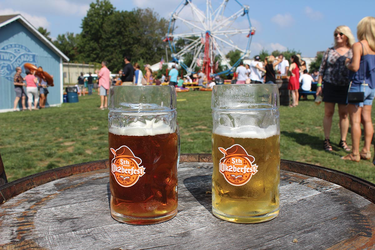 Stratford's Two Roads Brewing Hosts Annual Ok2berfest