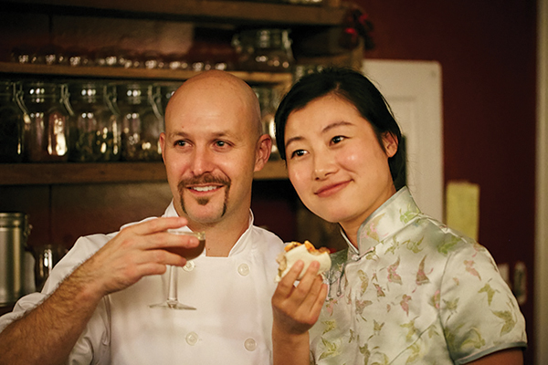 Local Chatter: Rhode Island Couple Creates Cheongsam Tea Liqueur