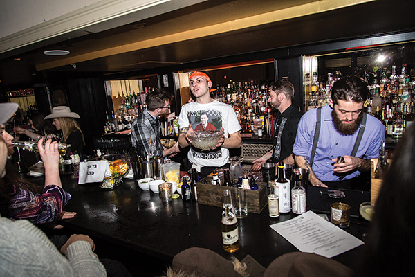 Fundraiser for Injured Local Bartender Hosted in Providence