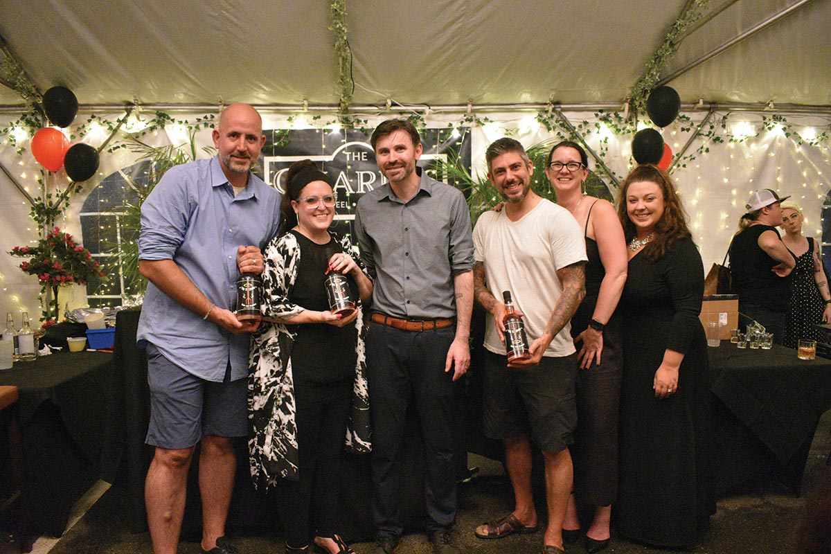 Cocktail Competition Celebrates Release of Connecticut Brand