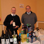 Bert Koppisch, Sales Representative, Brescome Barton and Adam Arpin, Beer Portfolio Manager, Brescome Barton.