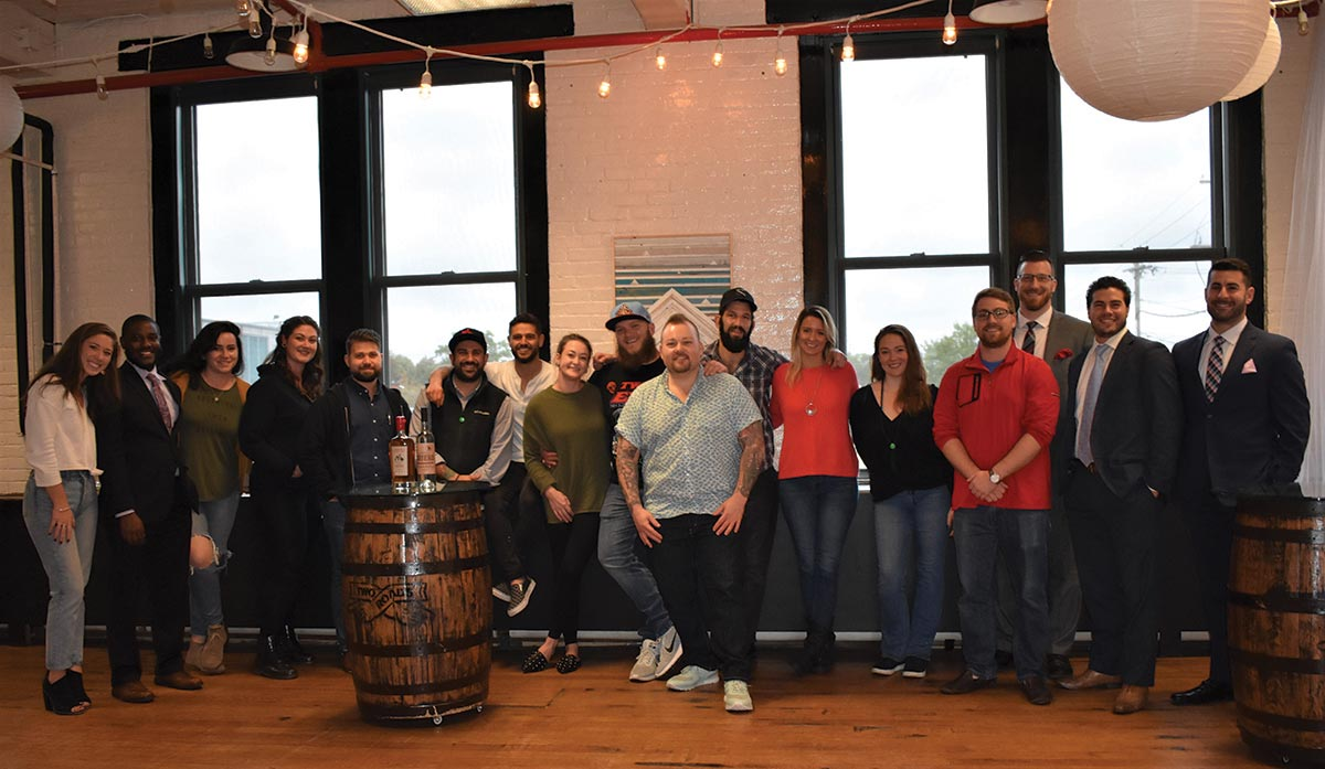 USBG New Haven Hosts Education Day at Two Roads Brewing