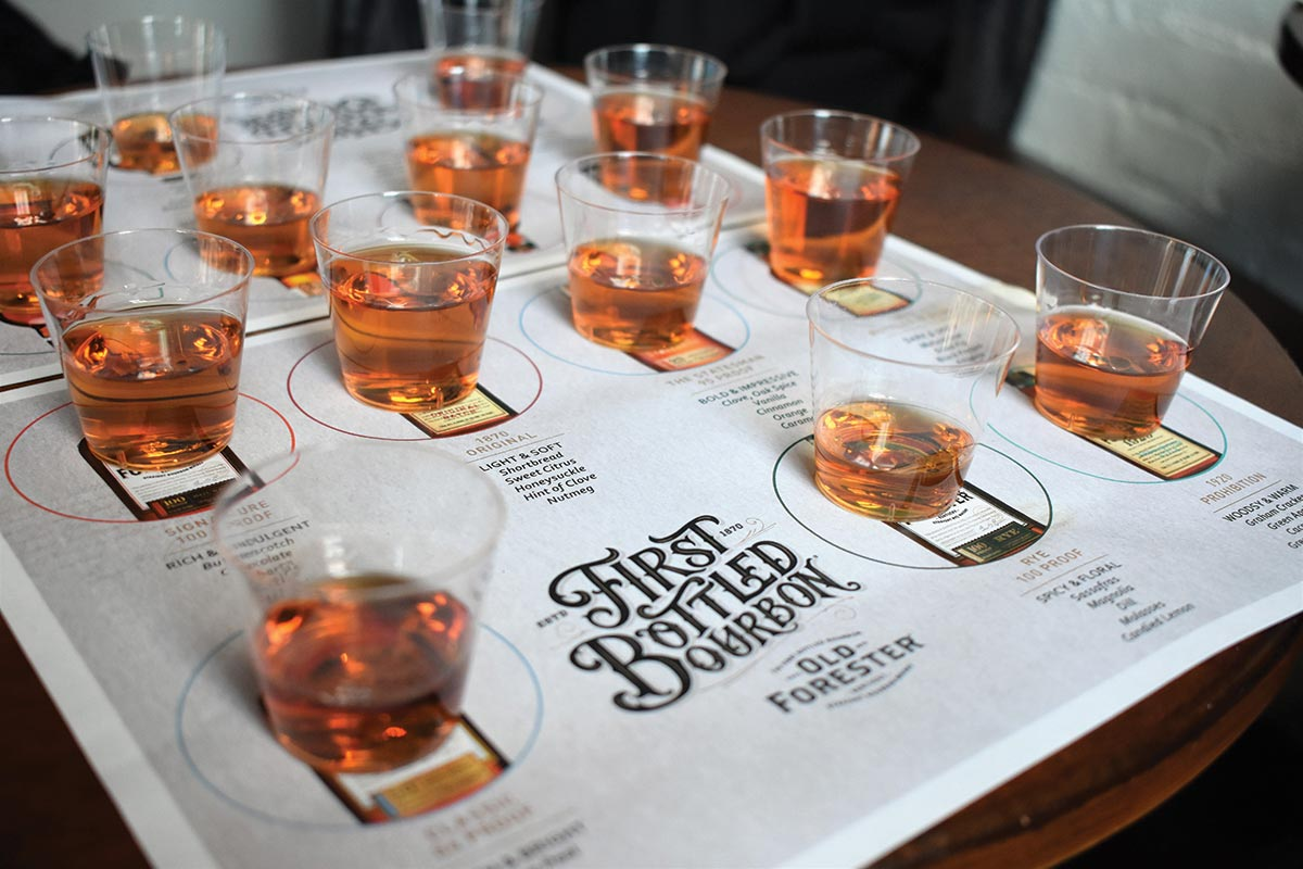 USBG Hartford Chapter Meeting Features Old Forester