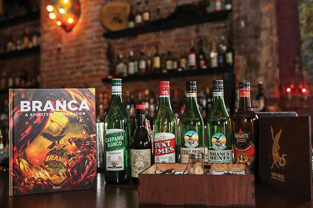 New USBG Hartford Chapter Rallies with Fernet-Branca