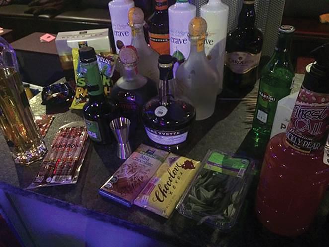 Bartenders' Academy Wines USBG/Ultimat Vodka Iron Bartender Challenge