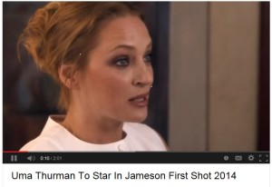 Uma Thurman and Jameson