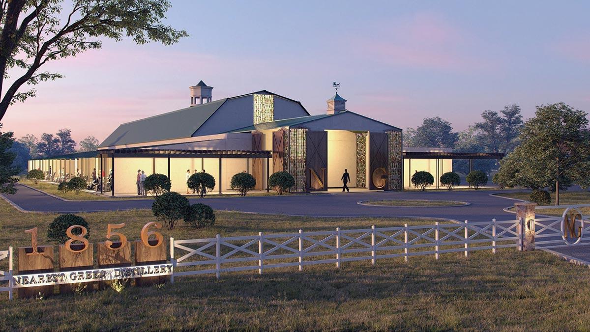 Tennessee's Nearest Green Distillery Honoring Namesake Opens