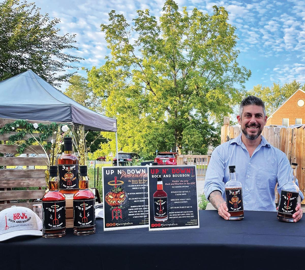 Up N' Down Rock and Bourbon Continues Fall Tastings