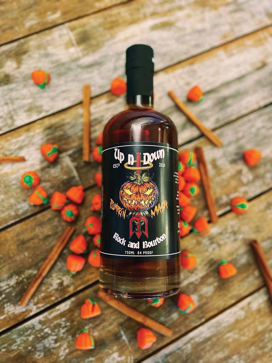 Up 'N Down Rock and Bourbon Launches Pumpkin Mash