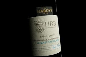 South Australian winery, Hardys.