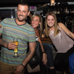 Twin River employees behind the bar and as guests at Vanity. Photo by Chris Almeida.