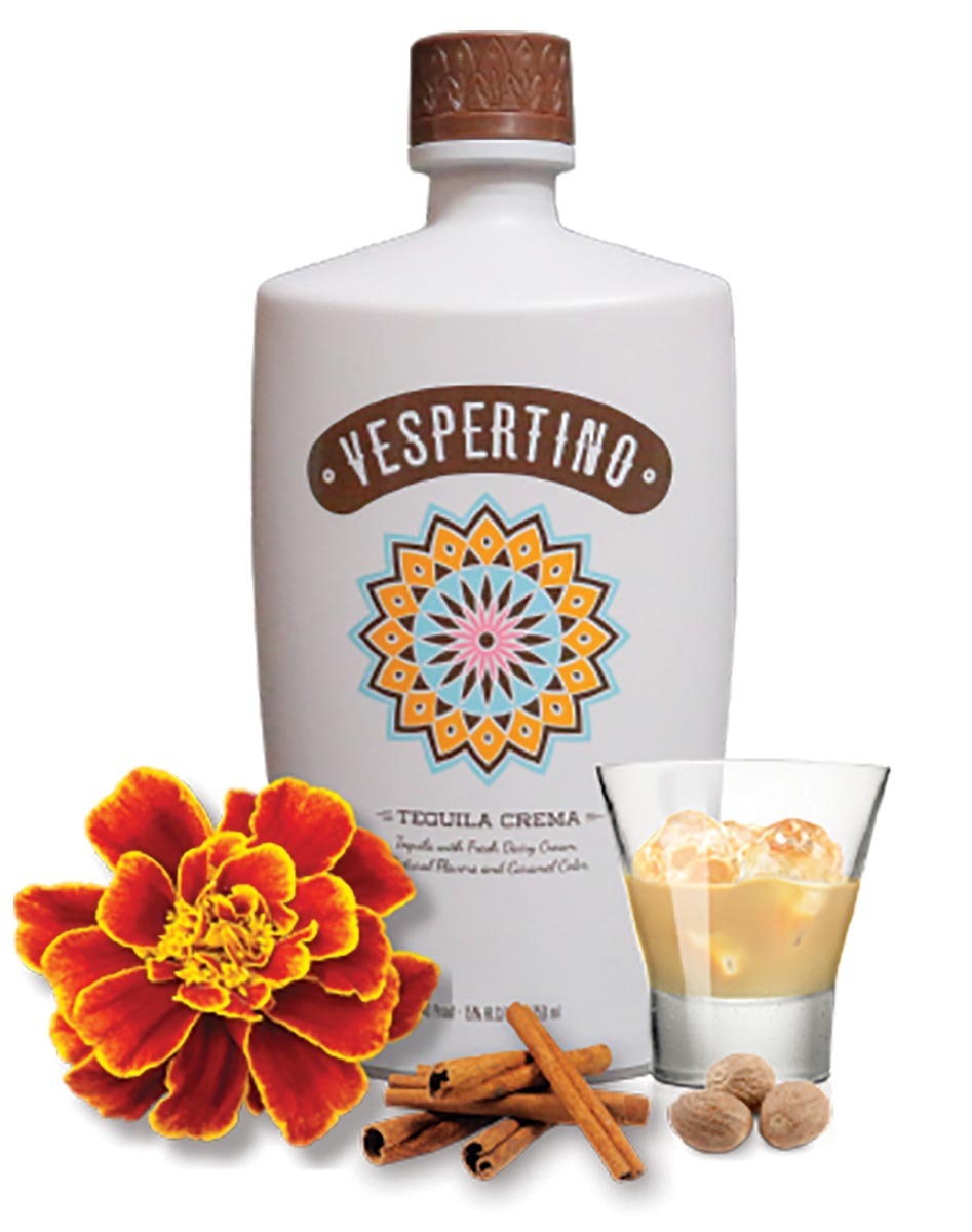 Vespertino Tequila Crema Launches in Connecticut and Rhode Island