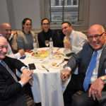 All of Royal Wine unless noted: Harold Wang, VP Sales Manager; Steve Santana, Manhattan Sales Representative; Kelly-Ann Daniel, Promotional Manager;, Joselyn Mendez, VP Spirits Sales Manager; Gary Robertson, Brooklyn Sales Representative; Blaise Tremazzo, Spirits Manager, Hartley & Parker Ltd., Inc.