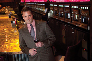 Christian Vitone, founder and CEO of Vitone Family Wines.